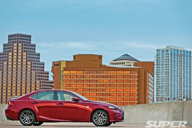 2014 Lexus Is 350 F Sport Instant Satisfaction